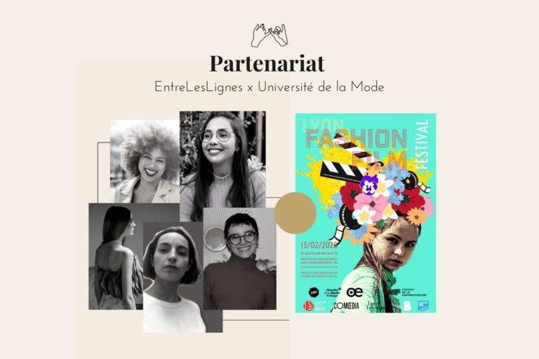 Réalisation de fashion film étudiants université de la mode